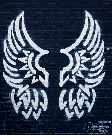Graffiti Wings
