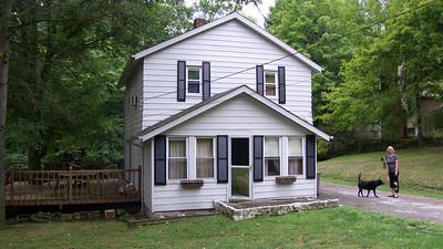 Grandma Zallar's old house in Bedford