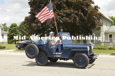 Castalia Tractor Days Parade