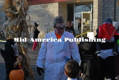 Postville's 4th annual Trunk or Treat