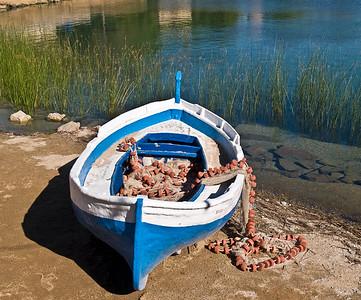Spanish Fishing Boat