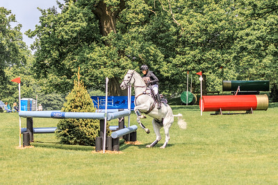 Houghton Horse Trials Norfolk - a