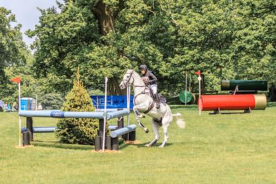 Houghton Horse Trials Norfolk - a