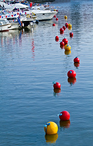 Buoys will be buoys!