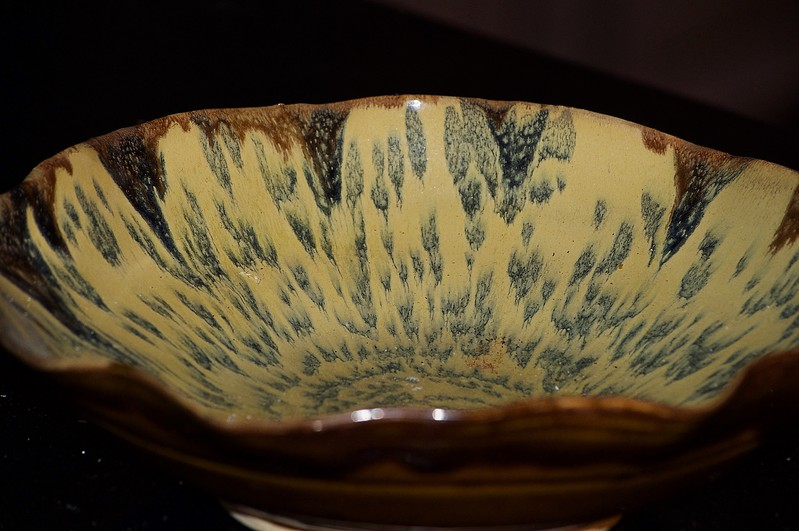 Abstract Bowl by Tom