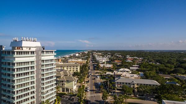 Village Spires - Aerials - Looking South along Ocean Drive-23