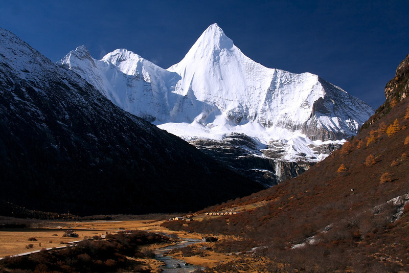 Yading, Sichuan, China (2010)