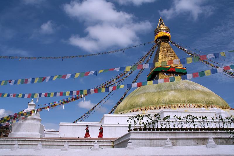 Boudha, Nepal (2008)