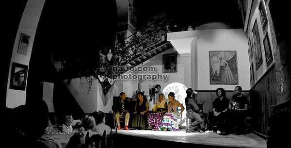 """Getting Ready"" - ( Flamenco Series )"