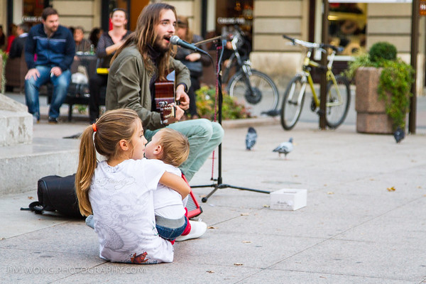 Young listeners, Zagreb
