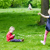 Siblings, Hyde Park