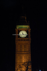 yeap... I know is not actually called Big Ben (I lived in London) but everyone thinks so.