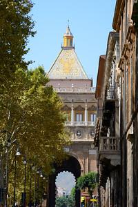 Porta Nuova--Palermo, Sicily