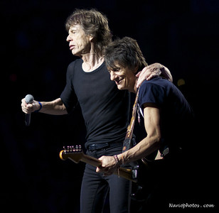 Mick & Ronnie