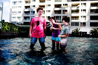 Laowai kids, 2012