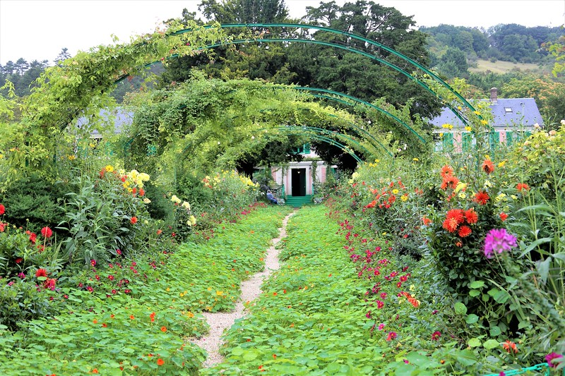 Welcome to Monet's Giverny