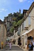 The City Street of Rocamadour