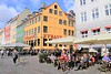 The Famous Nyhavn Area