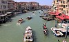 Grand Canal from the Rialto Bridge