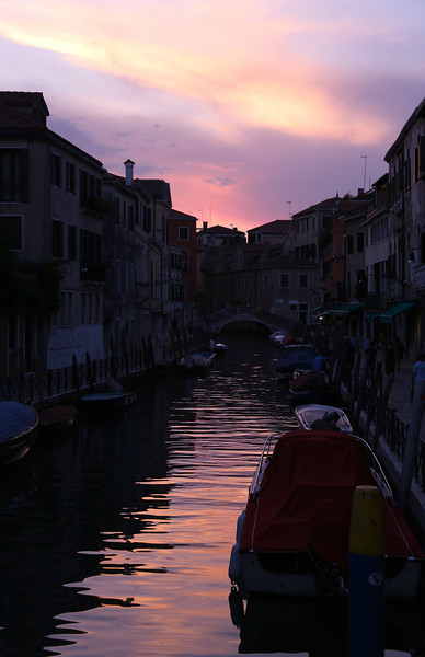 Colors of Venice Reflected