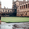 Oxford University Christ Church College, England, 1968