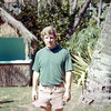Jeff Hughes, University of Nebraska football players and coaches -  Hawaii, December 1971