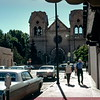 St Francis of Assisi Church, Santa Fe, NM - Trip to Seattle, August1972