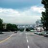 From University of Utah looking toward center of Salt Lake City - Trip to Utah and Colorado August 1975