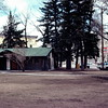 Town Square, Kemmerer, WY - Trip to Craters of the Moon, April 1975