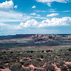 Panorama Point, Arches National Park, UT - Trip to Utah and Colorado August 1975
