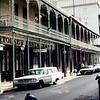 Antoine's Restaurant, New Orleans - Trip to Southeast, December 1975