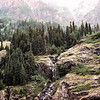 Near Ouray, CO - Trip to Utah and Colorado August 1975