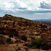 Fiery Furnace, Arches National Park, UT - Trip to Utah and Colorado August 1975