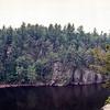Croux River - Trip to Michigan, May 1976