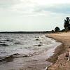 Along Lake Superior, Muffie - Trip to Michigan, May 1976