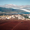 Flight from Hilo to Maui, Hawaii, November 1982