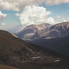 Gore Range, Rocky Mountain National Park, Colorado - 1969