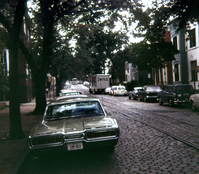 Georgetown, Washington, DC - August 1971