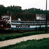 Steamboat Sprague, Vicksburg, MS - August, 1970