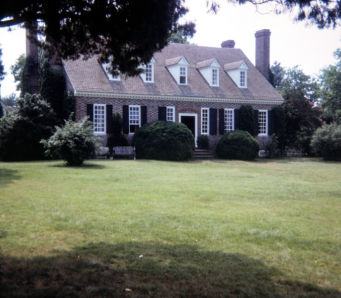 George Washington Birthplace, Virginia - August 1971