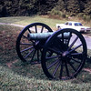 US Cannon, Vicksburg National Military Park and Cemetery, MS - August, 1970