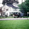 Amish Carriage, Bird-in-Hand, PA, May 1978, Trip to Pennsylvania and Tennessee
