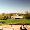From capitol to Washington Monument. Trip to Washington, DC, April 1980