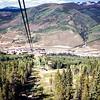 Vail, CO. Trip to Colorado, September 1979