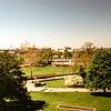 Grounds behind capitol. Trip to Washington, DC, April 1980