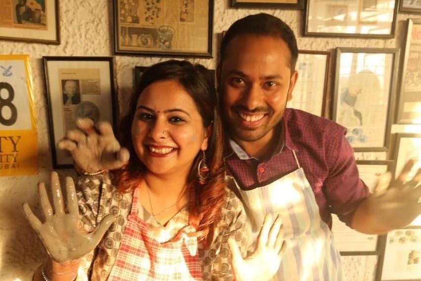 Richa and Prashant's pre wedding photo shoot