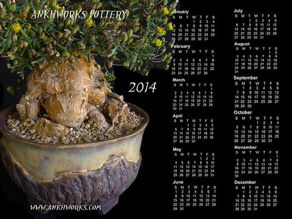 Ankhworks 2014 calendar5