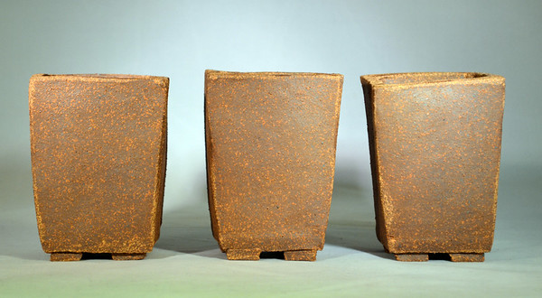 Three Square Planters 16139-41
