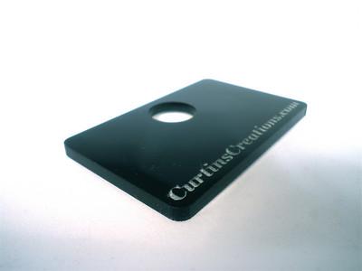 Display - Individual - via http://www.curtinscreations.com/bullhorn