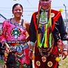 Aztec Couple at the PowWow
